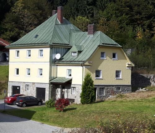 Das Alte Forsthaus Spiegelhutte, Regen