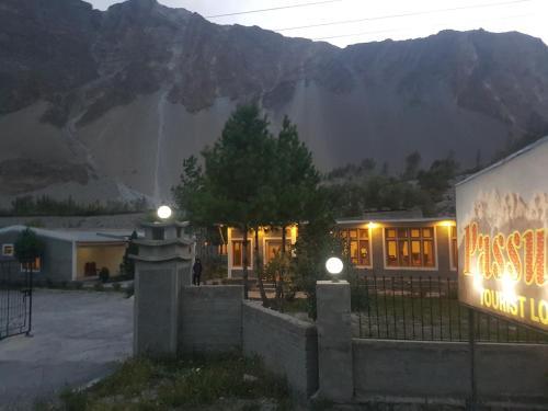 Passu Tourist Lodge, Northern Areas