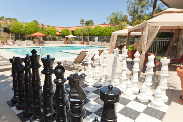 Palm Garden Hotel, Ventura
