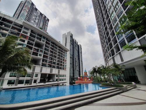 Merveille Paradise I City Soho Suite @ Shah Alam, Kuala Lumpur