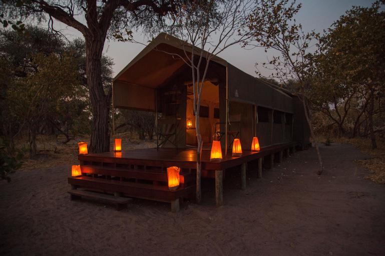 Mogotlho Safari Lodge, Ngamiland East