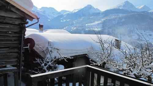 Ferienwohnung Graubunden/ Castiel, Plessur