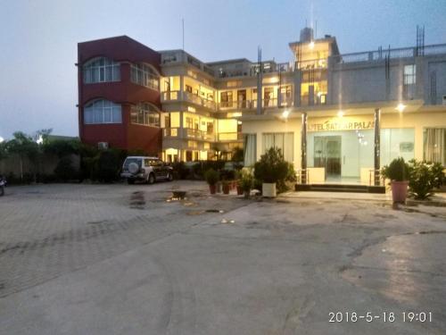 Hotel Satkar palace, Siddharth Nagar