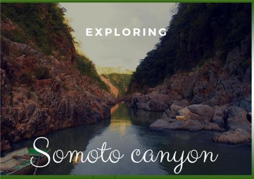 Somoto Canyon Aventura Extrema, Somoto