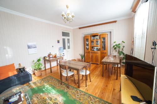 Savanna Guest House, Dedoplis Tskaro