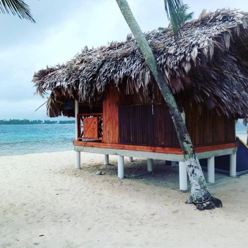 Isla Franklin, Cabana Madera, Kuna Yala