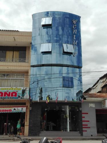 Hotel Century, Mariscal Cáceres