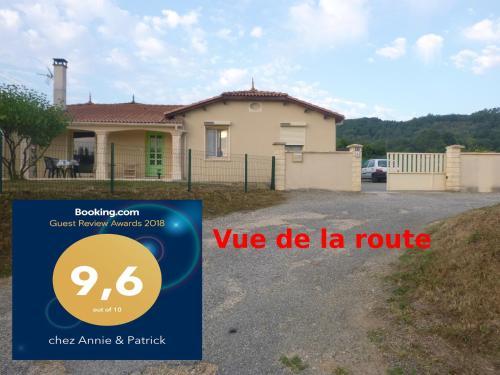 Chez Annie & Patrick, Lot