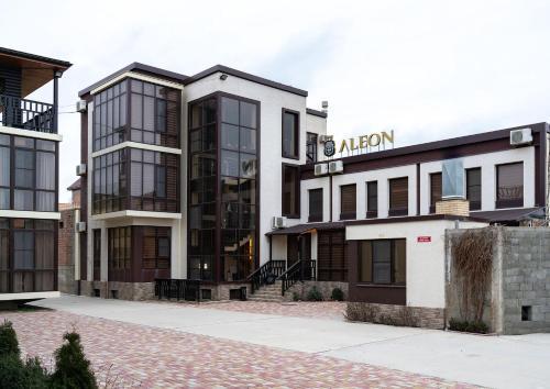 ALEON HOTEL, Makhachkala gorsovet