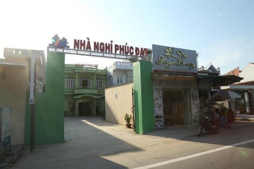 Phuc Dat Motel, Sơn Tịnh