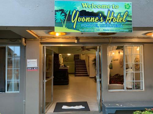 YVONNE'S HOTEL,
