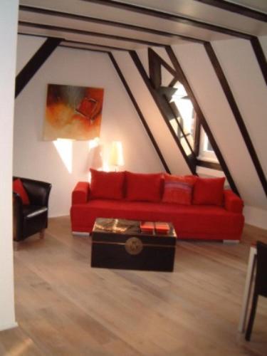 Appartement Kirschgarten Mainz Rochusstr, Mainz
