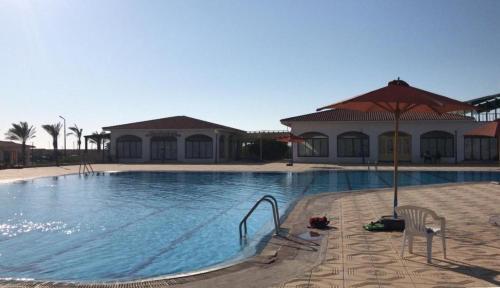 Three-Bedroom Chalet in Amoun Resort K36, Burj al-'Arab