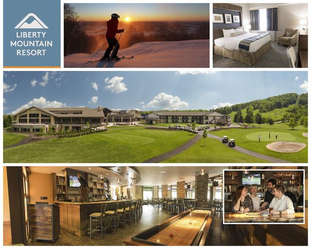 Liberty Mountain Resort, Adams