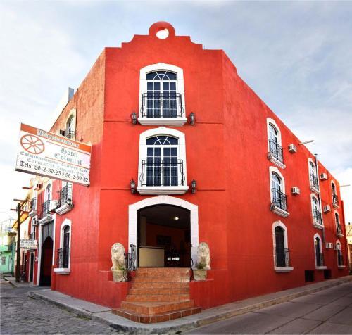Hotel Colonial, Santiago Papasquiaro