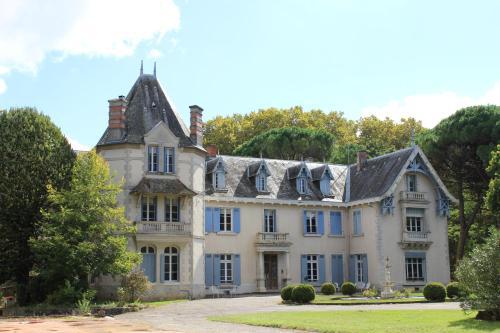 Chateau de Morin, Lot-et-Garonne