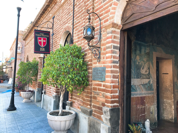 The Todos Santos Inn, La Paz