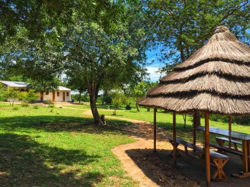 Murchison Falls Bamboo Village, Bujenje