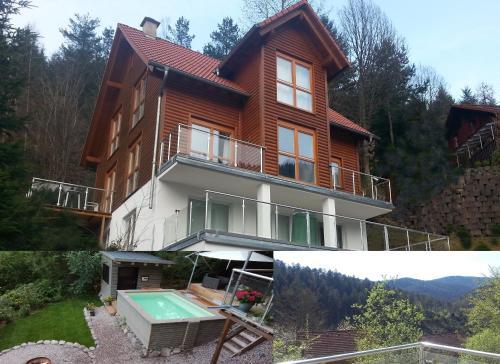 Ferienhaus Traumblick, Ortenaukreis