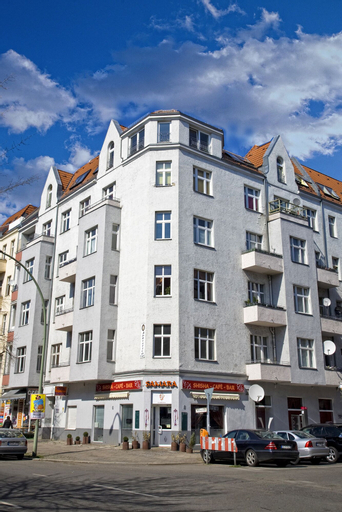 Hotel Rehberge, Berlin