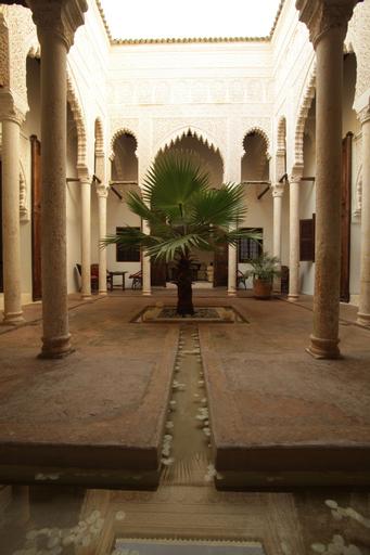 Riad Azahra, Rabat