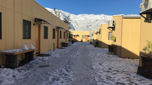 Hotel Rocas de Los Andes, Choapa