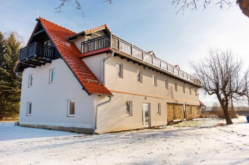 Dom w Domu, Lwówek Śląski