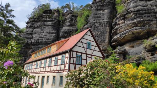 Ferienwohnungen Felsenkeller Bielatal, Sächsische Schweiz-Osterzgebirge