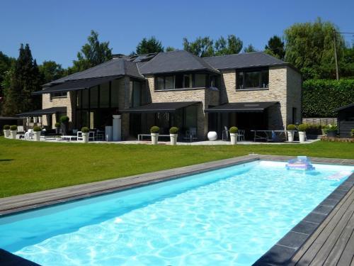 Villa Tiffany, Brabant Wallon