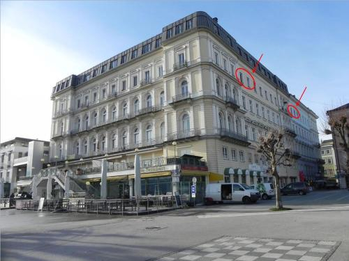 Seeblick Apartment/Zimmer, Gmunden