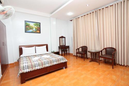 Hoa Bao Hotel Thong Nhat, Gò Vấp