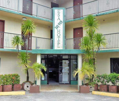 ESA Bay View Hotel,
