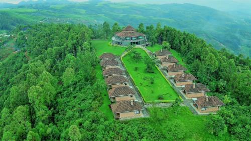 Nyungwe Top View Hill Hotel, Nyamagabe