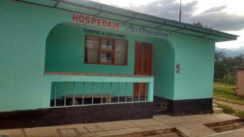Hospedaje Pension las Orquideas de Yumbilla, Bongará