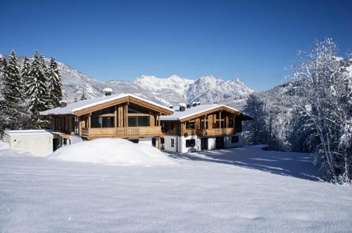 Zeitfrei Chalet Apartments, Kitzbühel