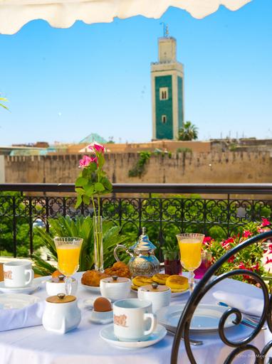 Riad Yacout, Meknès