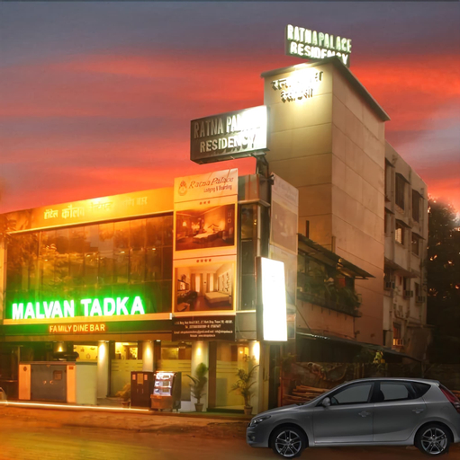 Hotel Ratna Palace Residency, Thane