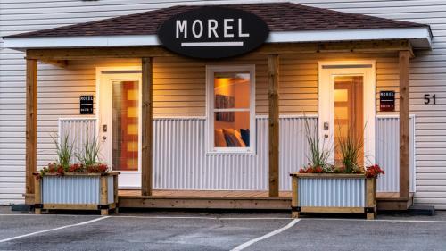 Morel Executive Suites, Madawaska