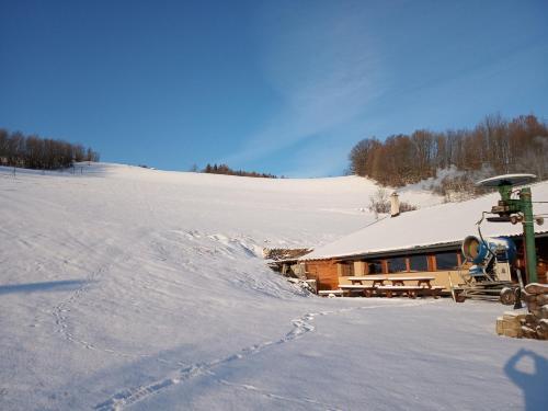 Horska chata skiareal Turek, Šumperk