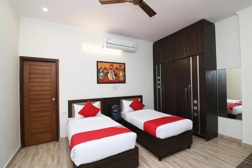 OYO 26451 Nest Residency, Faridabad
