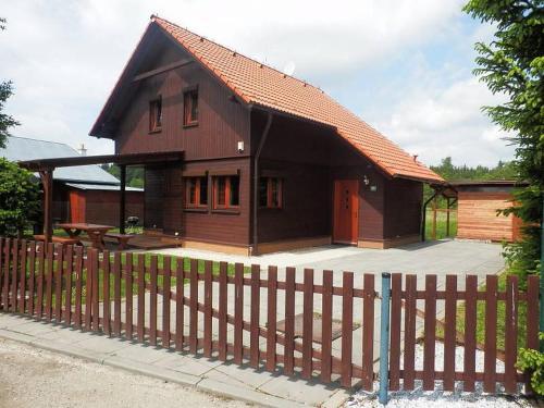 Chata Suchy, Blansko