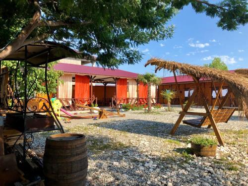 Guest house Kvazar, Gagra