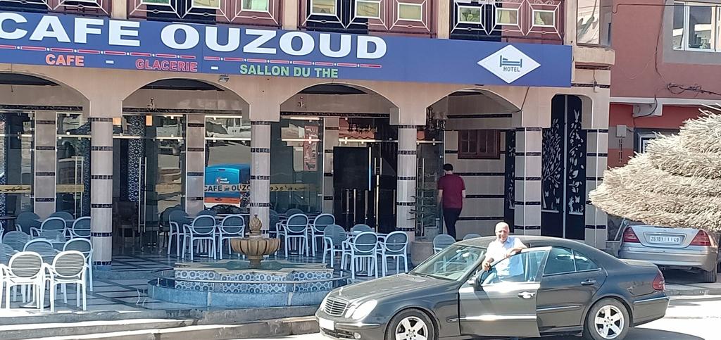 Hotel Ouzoud, Azilal