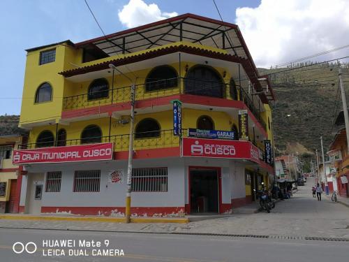 Plaza Hotel, Aymaraes
