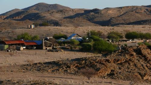 Rooiklip Guestfarm, Windhoek Rural