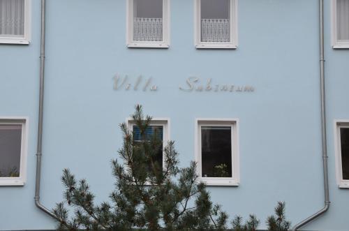 Villa Sabinium Appartement 1 und 4, Vorpommern-Greifswald