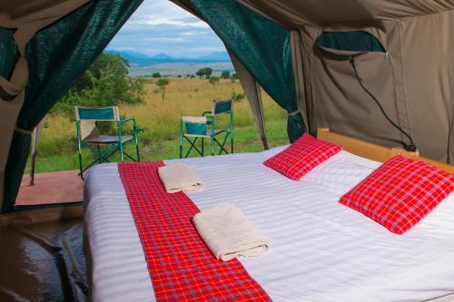Kidepo Savannah Lodge by NATURE LODGES LTD, Dodoth
