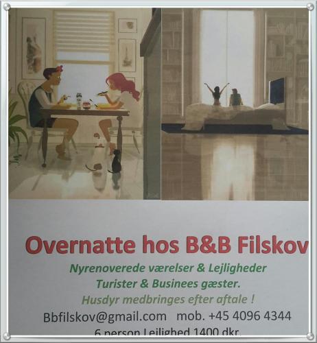B&BFilskov, Billund