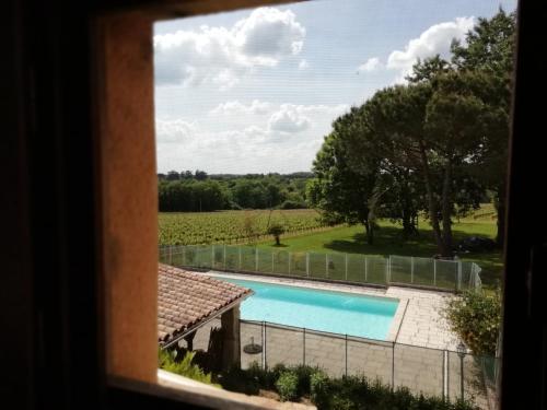 Maison de campage dans un lieu calme et paisible, Gironde