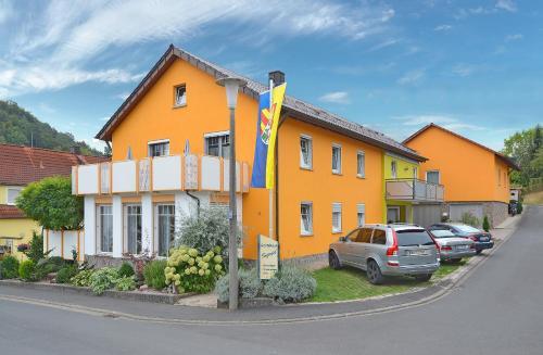 Gastehaus Ingrid, Bad Kissingen